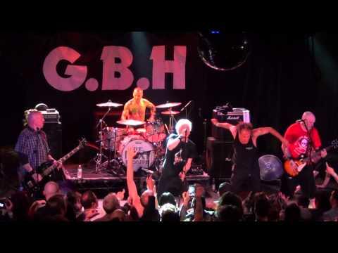 GBH  Hollywood, CA.  5-21-2015