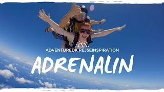 Adrenalin - ADVENTUREDK rejseinspiration