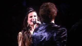 Idina Menzel and Josh Groban - Lullaby and Falling Slowly