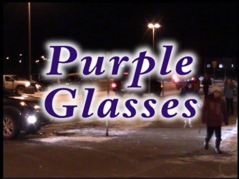 Purple Glasses-Teeland Middle School