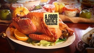 A Food Critic's Thanksgiving