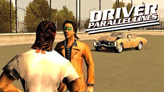 Driver: Parallel Lines (PC) - Gameplay Walkthrough - Mission #4: Pay Ray