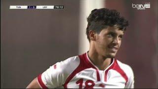 تونس 1-0 ليبيا  - هدف سعد بقير -  تصفيات الشان كأس أفريقيا للمحليين 2016
