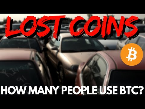 CRYPTO MARKET DOWN | How Many People Really Use Bitcoin? True Supply Of Bitcoin | BTC NEWS