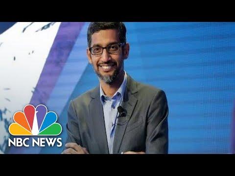 Watch Live: Google CEO Testifies Before House Judiciary Committee | NBC News