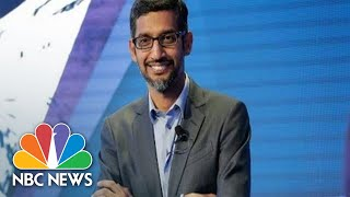 Watch Live: Google CEO Testifies Before House Judiciary Committee | NBC News
