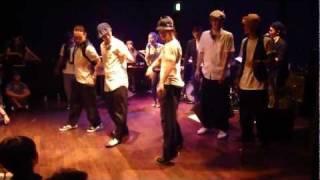 20110709 TOKYO SOUL DRIVE vol.1@JZ Brat (DOWNTOWN BOUNCE マスヨシ Wapper)