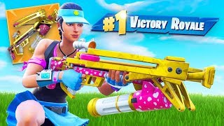 WINNING with CROSSBOW ONLY In Fortnite!