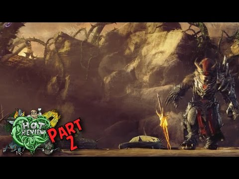 The Guild Wars 2 Heart of Thorns Review | The Content Drought