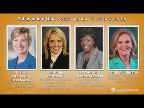 Achievement Gap: Keeping equity front and center