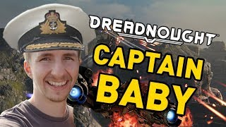 DREADNOUGHT - CAPTAIN QUICKYBABY