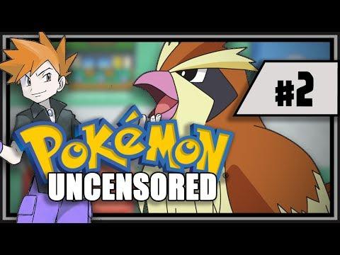 POKEMON PROBLEMS | Pokemon Uncensored [P2] - Free Pokemon Game/Gameplay