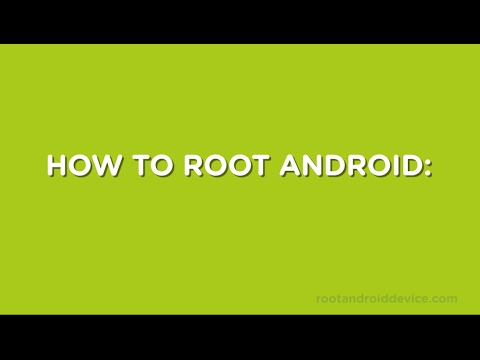 How To Root LG V20 H918