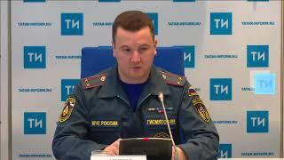 МЧС: Пик первой волны паводка в Татарстане пройден
