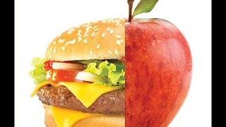 Первый шаг к здоровому питанию.