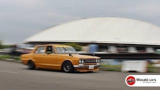 Coming then Going: Old-school JDM classics, NIssans, Toyotas, Mazdas, Shakotan, Zokusha