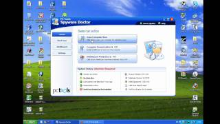 How to use Spyware doctor and how to not download Keyloggers