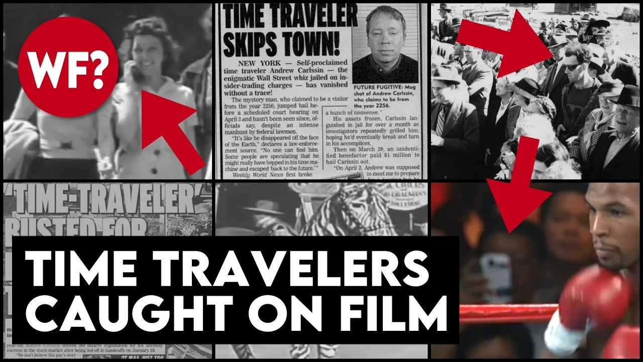 Download 9 Time Travel Stories   Is Time Travel Possible? Evidence says yes, it is.