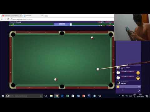 Gamezer v7. Platanito vs Renato  -Straight pool- NO SPIN.