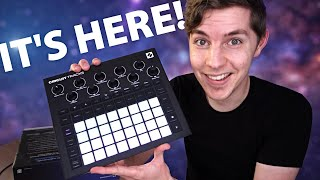 First Day with the Novation Circuit Tracks (Unboxing & Demo)