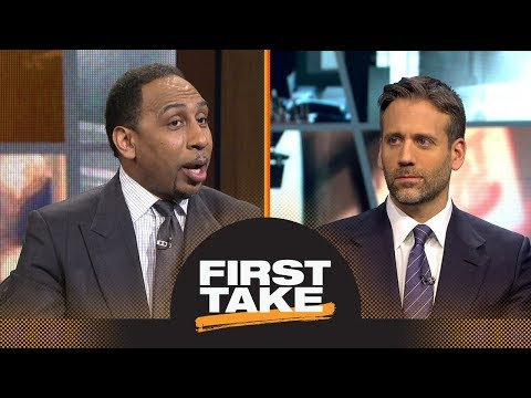 Stephen A. reveals why 'there was no way' LeBron James was losing first round | First Take | ESPN