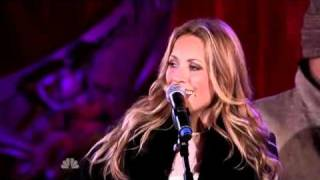 "Sheryl Crow & The Thieves - ""Long Road Home"" (Christmas in Rockefeller Center)"