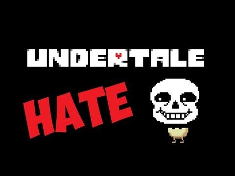 UNDERTALE HATE | ФАЙЛ КОТОРЫЙ СЛОМАЛ ИГРУ!