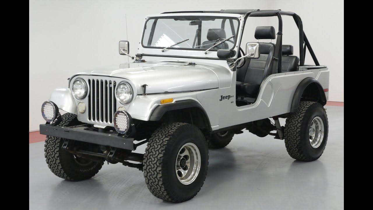 1972 jeep cj6 youtube jeep tj 1972 jeep cj6 [ 1280 x 720 Pixel ]