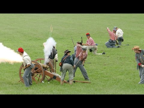 Renfrew Civil War Encampment 2016