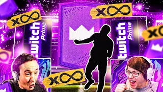 THE MOST INSANE PRIME PACK!!! - FIFA 21 ULTIMATE TEAM PACK OPENING