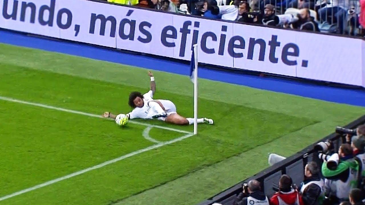 مهارات وحركات لا يقوم بها إلا 1% فقط من لاعبي كرة القدم!