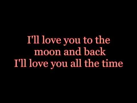 I Love You This Big HD- Scotty McCreery (with Lyrics)