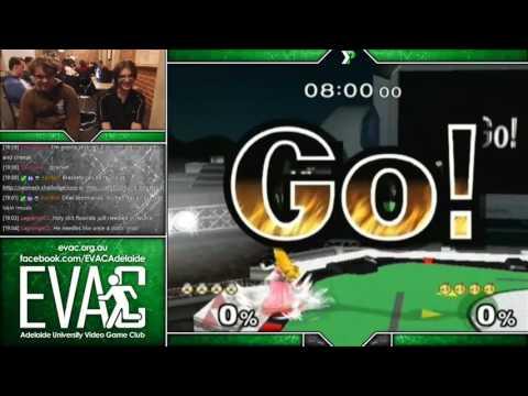 EVAC 30/9/16 - Flow Rats (Sheik) vs Muscat (Peach) - Losers Finals - SSBM