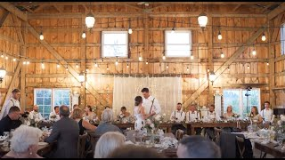 You're The One For Me | Kyle + Taylor Wedding Film