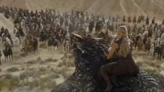 Juego de tronos 6x06 - Daenerys, estan conmigo?