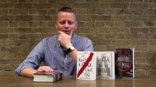 In conversation with Patrick Ness