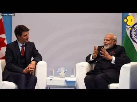 Canada Prime Minister Justin Trudeau arrives in India with family