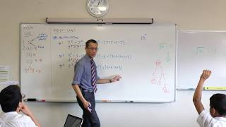 Multiplying/Dividing Indices (2 of 3: Establishing a general rule)