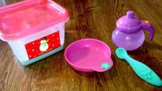 How to make Baby Alive food