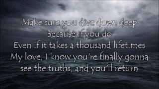 Skylar Grey - Come Up For Air (Lyrics)