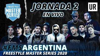 FMS - Jornada 2 #FMSARGENTINA Temporada 2020 | Urban Roosters