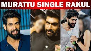 Im a Morattu Single Rahul Preet Singh