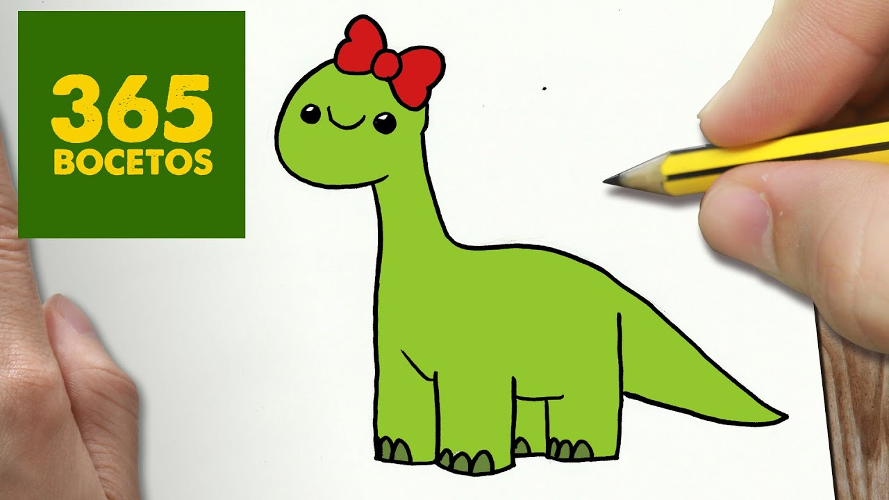 Como Dibujar Dinosaurio Kawaii Paso A Paso Dibujos Kawaii Faciles How To Draw A Dinosaur Youtube Entre los dinosaurios, aquellos que eran «voladores» despiertan una gran curiosidad y a la vez, son los grandes desconocidos. como dibujar dinosaurio kawaii paso a paso dibujos kawaii faciles how to draw a dinosaur