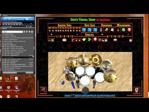 Mhz - Dany's Virtual Drum - เพลงนี้เกี่ยวกับความรัก - silly fools