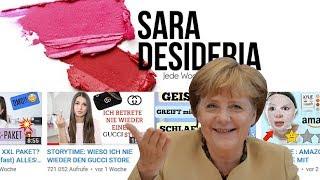 Gucci Sara und ihre Oberflächlichkeit und Kritikunfähigkeit (KuchenTV)!