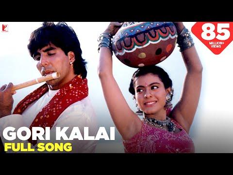 Gori Kalai - Full Song HD | Yeh Dillagi | Akshay Kumar | Kajol | Lata Mangeshkar | Udit Narayan