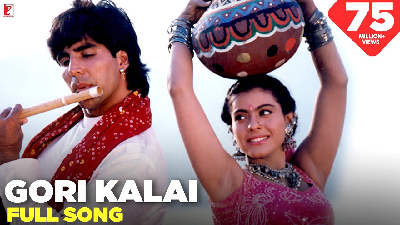 Download Gori Kalai - Full Song HD | Yeh Dillagi | Akshay Kumar | Kajol | Lata Mangeshkar | Udit Narayan