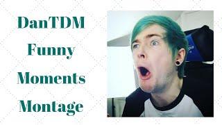 DanTDM Funny Moments Montage (Fan Video)