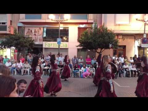 Moros i christianos, Sagunto Spain. 2016. Part I