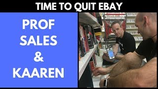 Why   am Quitting Ebay and Selling Off My  nventory